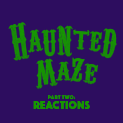 66. Haunted Maze (2017) – Part 2