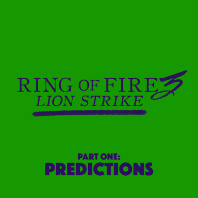 75. Ring of Fire III: Lion Strike (1994) – Part 1