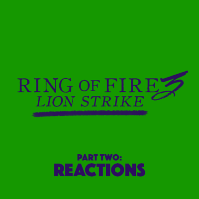 76. Ring of Fire III: Lion Strike (1994) – Part 2